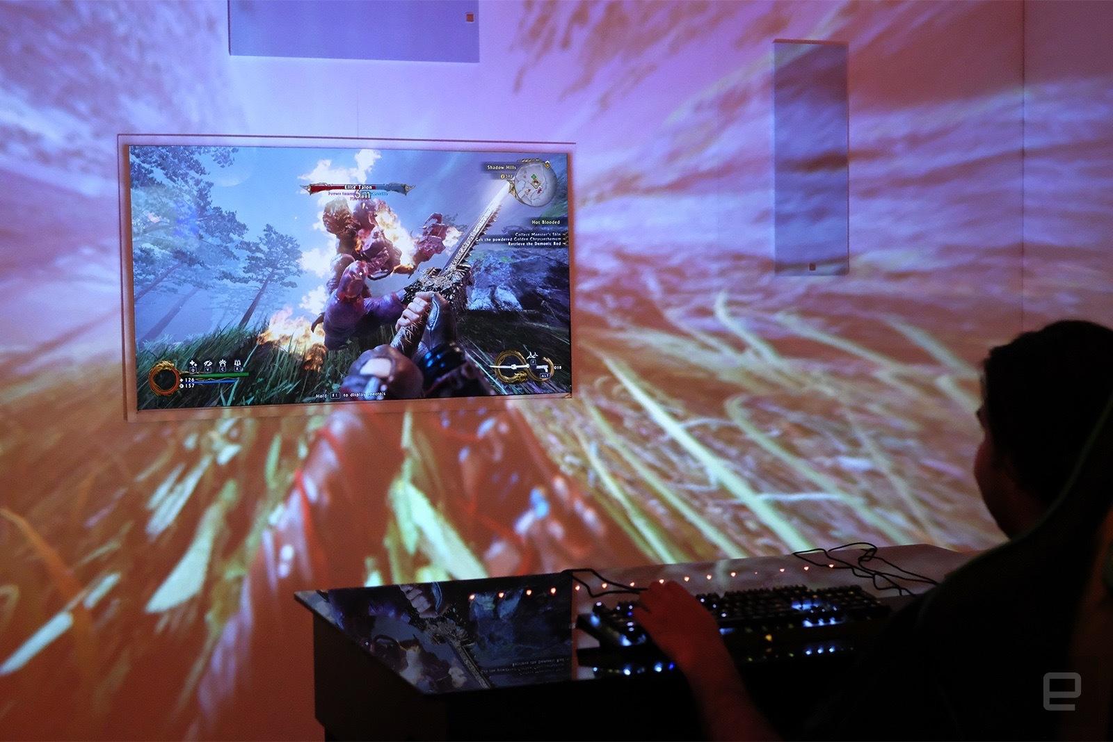 Máy chiếu Razer sẽ khiến phòng game của bạn trở nên ấn tượng hơn bao giờ hết