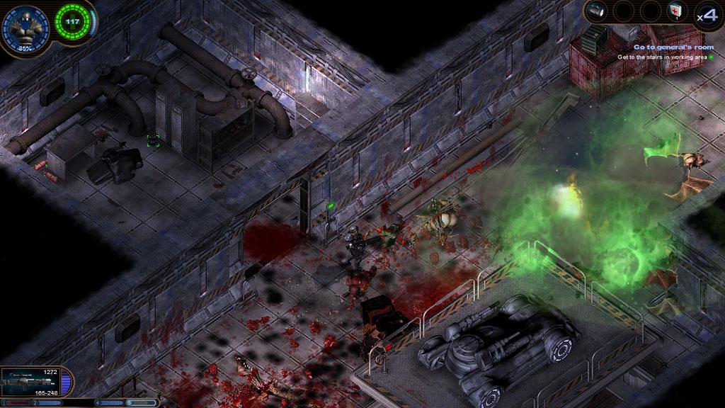 Trở về tuổi thơ với Alien Shooter 2 – Conscription hiện đang miễn phí (10$)
