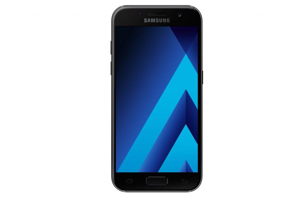 Dòng Galaxy A 2017 chính thức: IP68, camera trước 16MP, Type-C