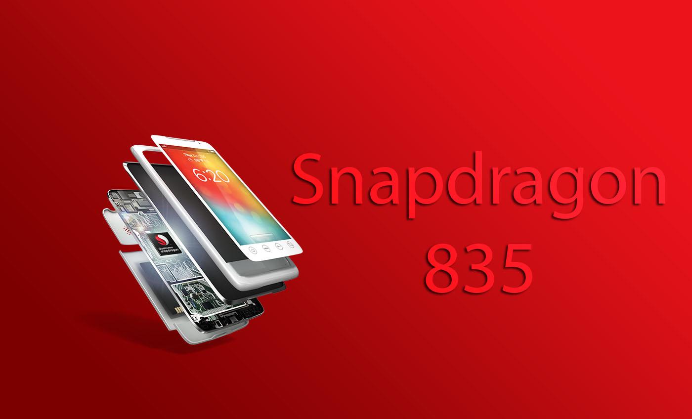 Qualcomm Snapdragon 835 chính thức: CPU lõi tứ, vi xử lý 10nm, tiết kiệm pin hơn