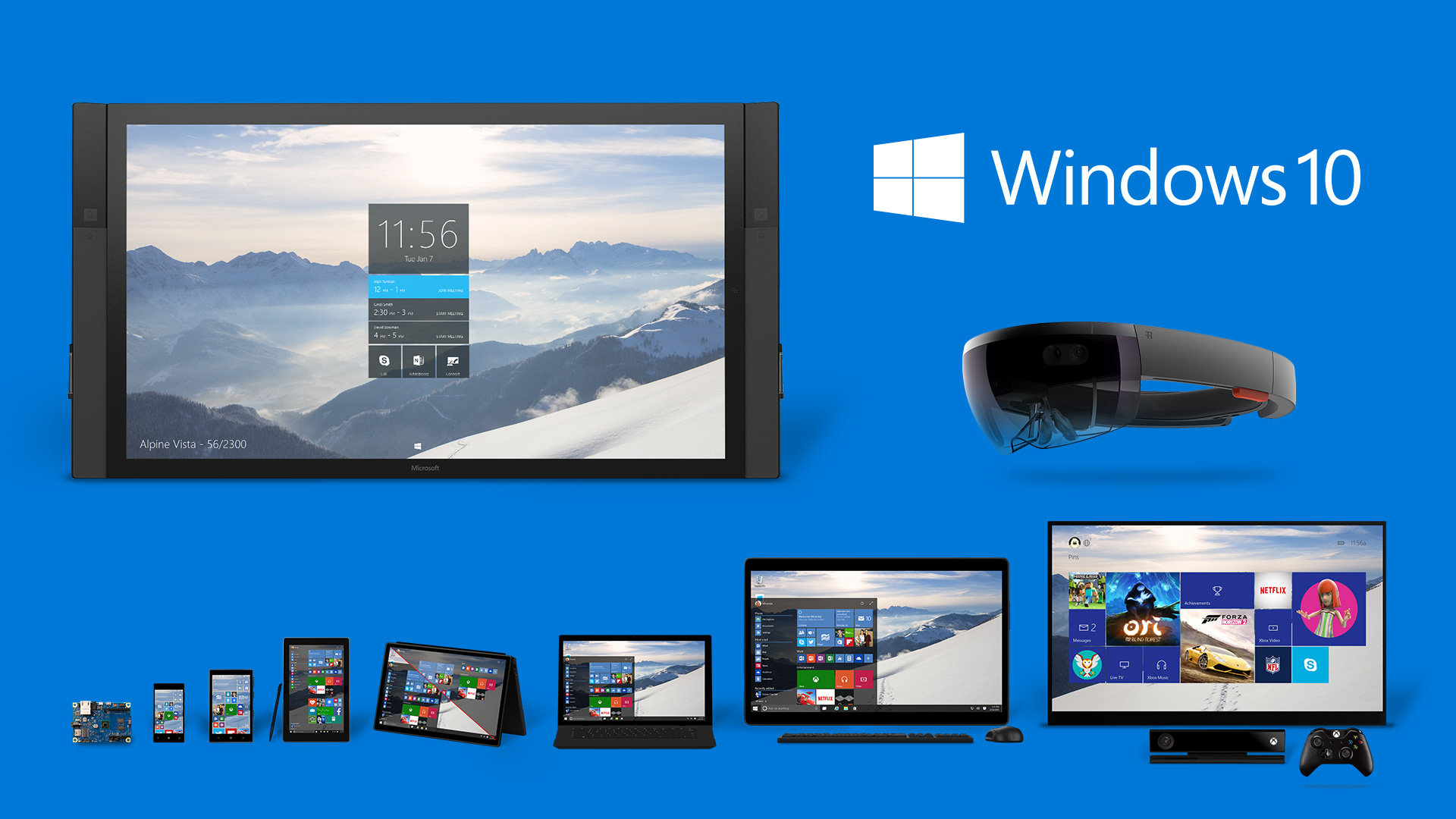 Windows 10 có cập nhật lớn: Điều chỉnh nhiệt độ màn hình để bảo vệ mắt, cải thiện Microsoft Edge và Windows Defender