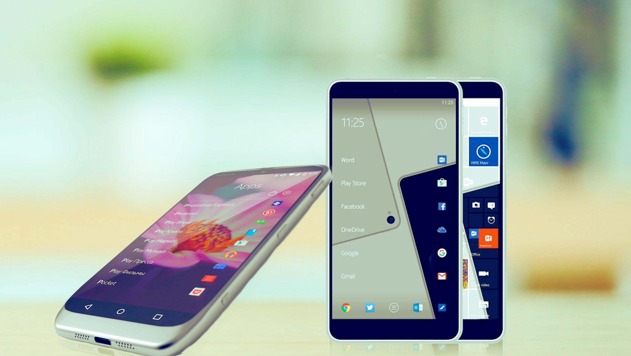 Rò rỉ thông số kỷ thuật Nokia E1