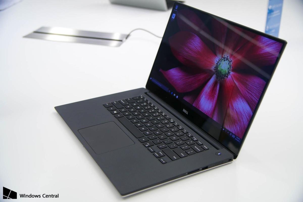 Đã có thể đặt hàng trực tuyến Dell XPS 15 ngay từ hôm nay