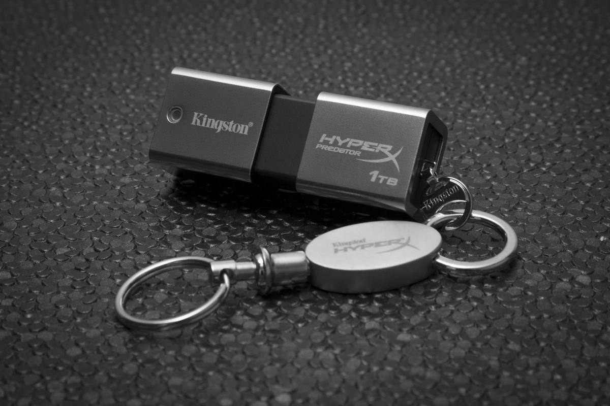USB có dung lượng lớn nhất hiện nay: Kingston's DataTraveler Ultimate GT