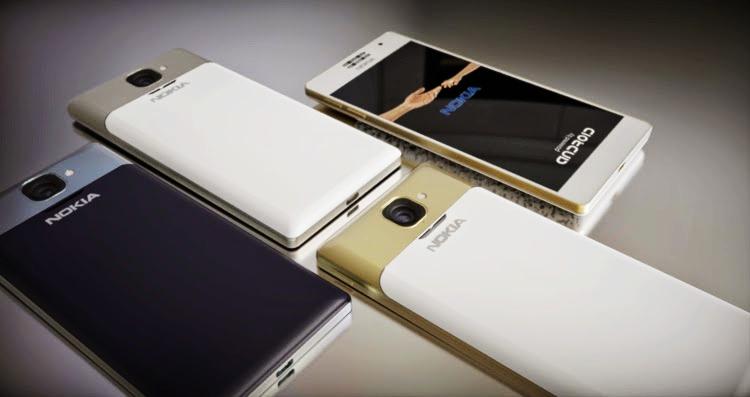 Nokia sẽ ra mắt 6-7 điện thoại Android vào quý 2/2017