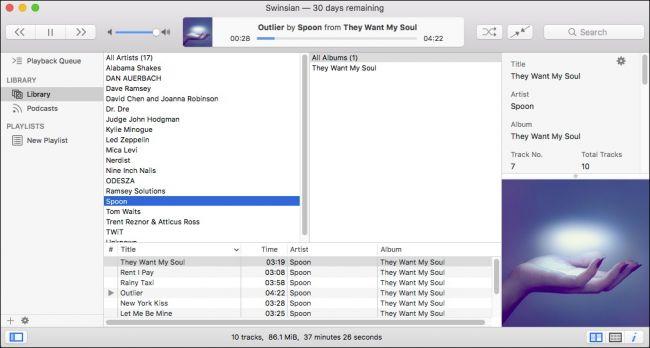 Những phần mềm thay thế iTunes tốt nhất cho macOS