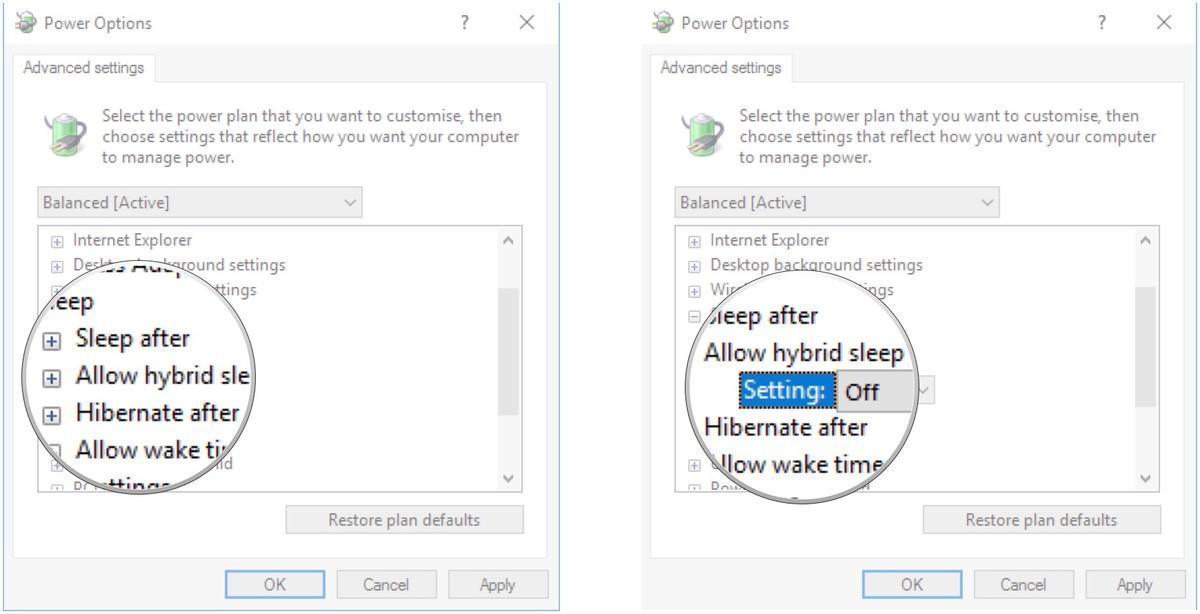 Hibernate, sleep hay shutdown: Lựa chọn nào tốt nhất cho PC của bạn?
