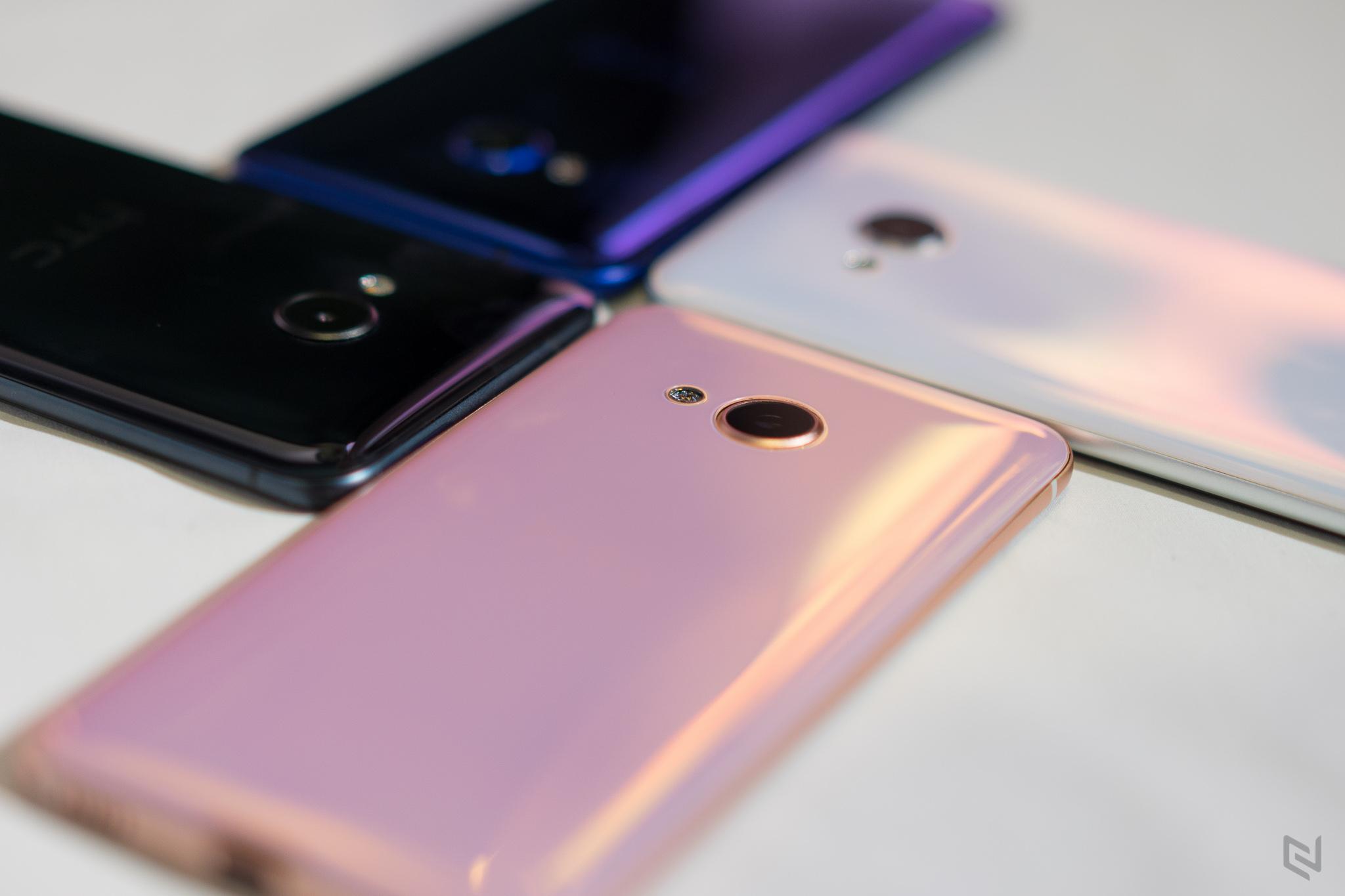 HTC ra mắt dòng U tại Việt Nam; U Ultra 18tr5, U Play 11tr5