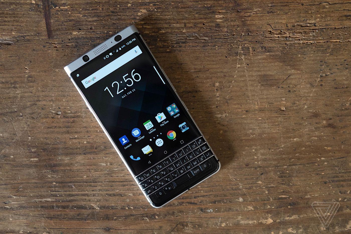 Blackberry KeyOne như lời kết cho một thất bại đầy cao thượng