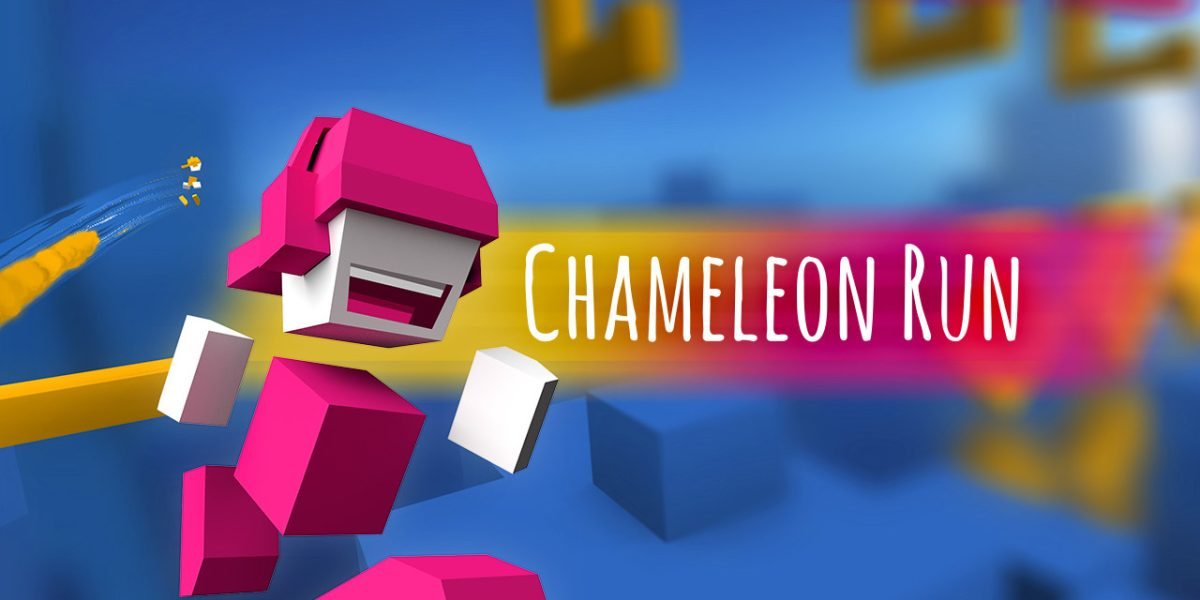 Chameleon Run: Free App of the Week lần đầu tiên trong năm 2017 $2