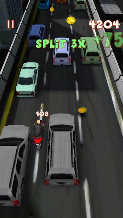 Mời tải về game Lane Splitte miễn phí trên App Store