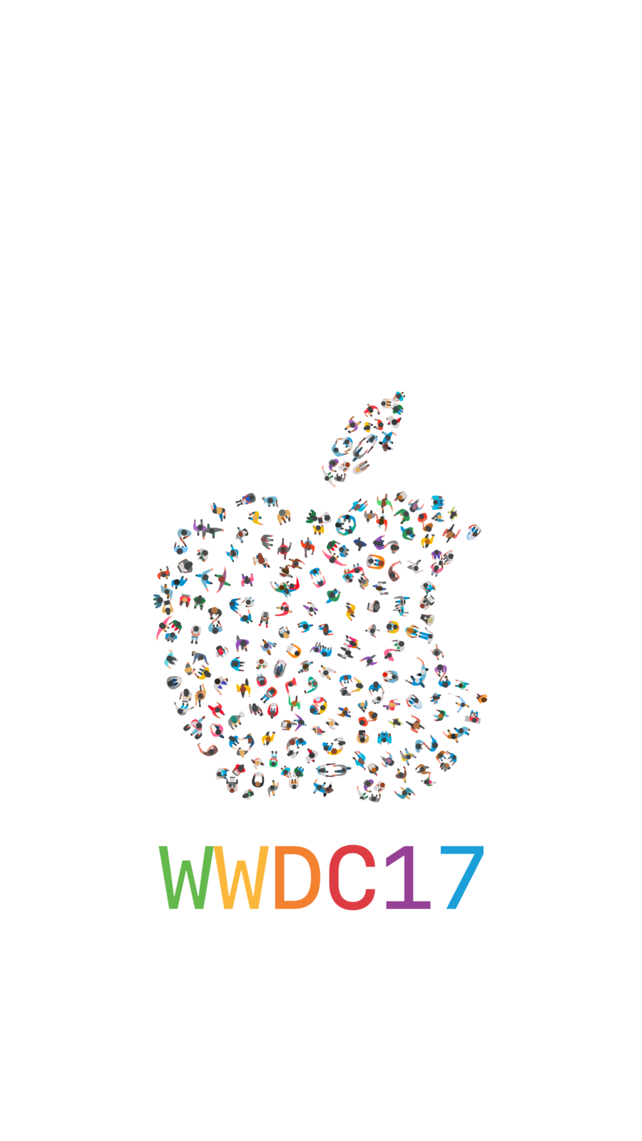 wwdc17-lockscreen-iPhone-wallpaper-mattbirchler-white-900x1600