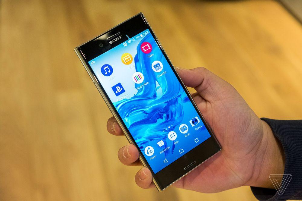 Sony Xperia XZ Premium được công bố: màn hình 4K HDR, camera Motion Eye, Snapdragon 835