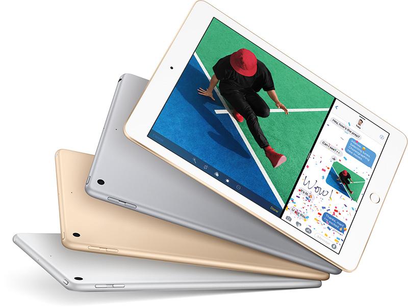 Apple ra mắt iPad mới, chip A9 giá khởi điểm từ $329