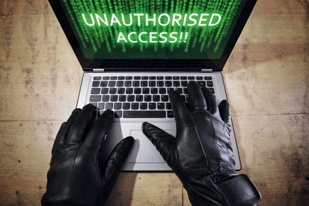 Dù có ít mối đe dọa hơn Windows, MacOS vẫn còn nhiều lo ngại về bảo mật. Ảnh: Times Higher Education.