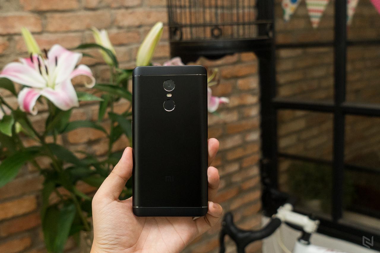 Đánh giá Xiaomi Redmi Note 4 chính hãng Việt Nam