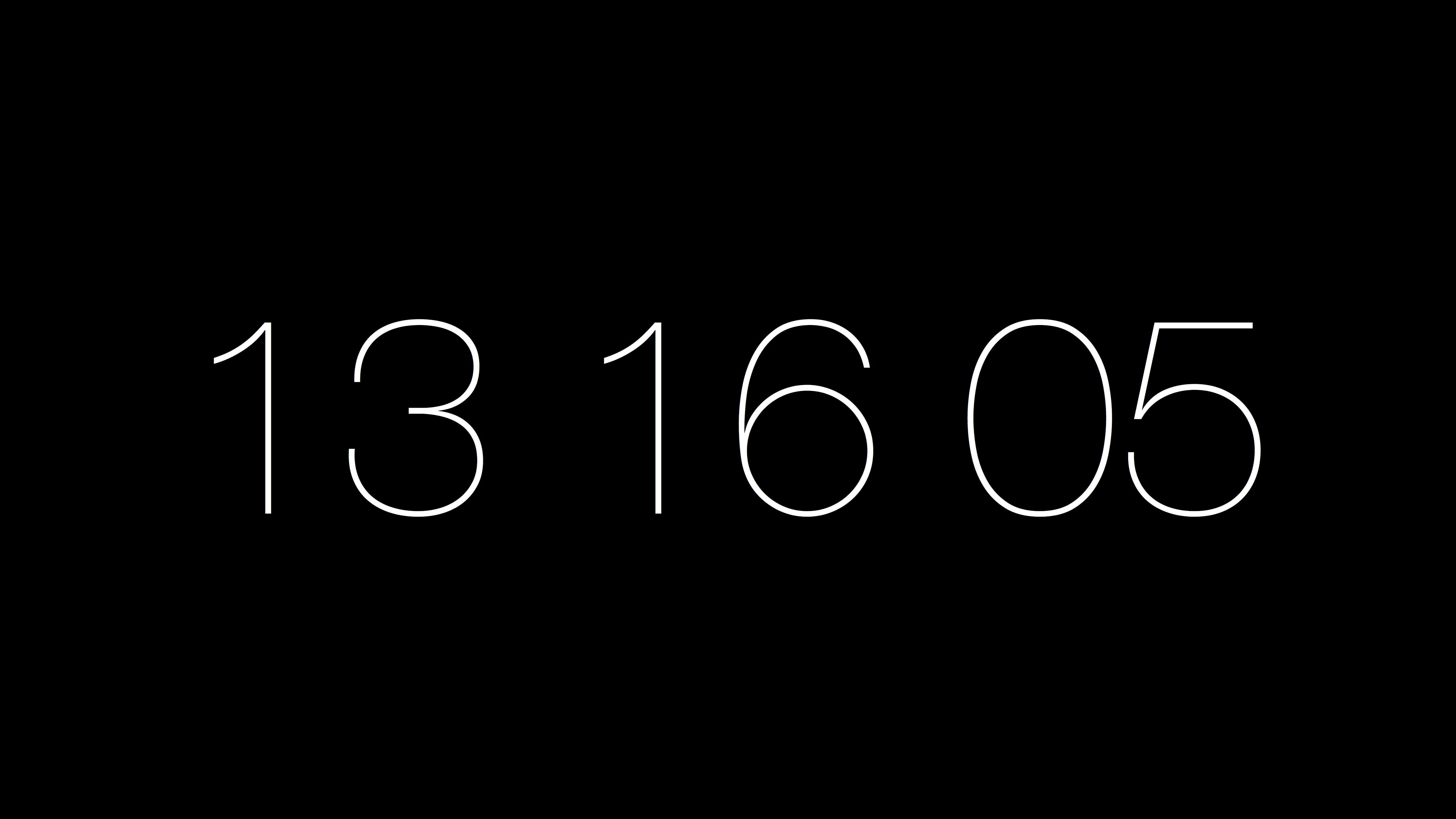 Padbury-clock-minimalist-screen-saver