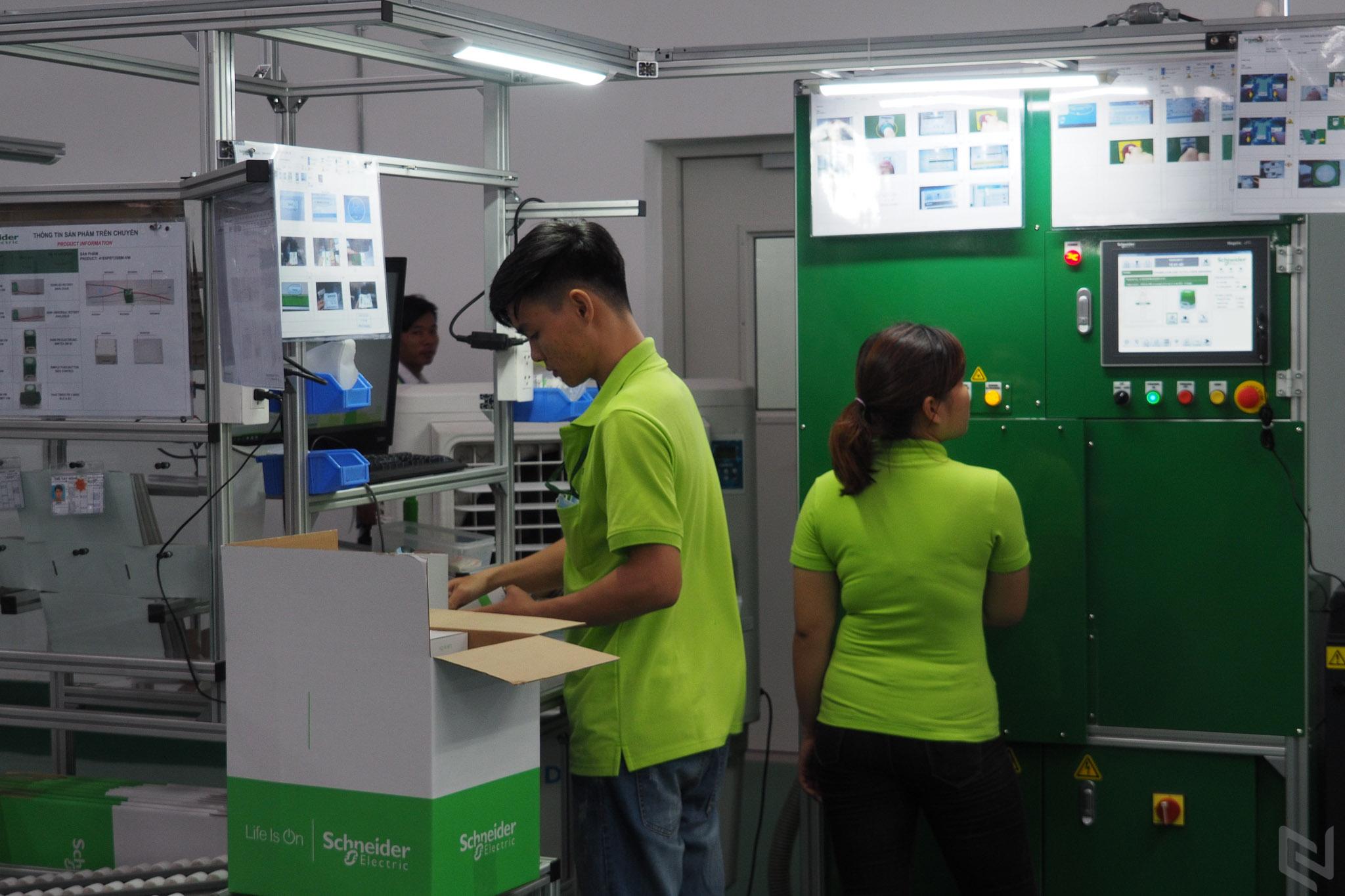 Schneider Electric khánh thành nhà máy mới_13