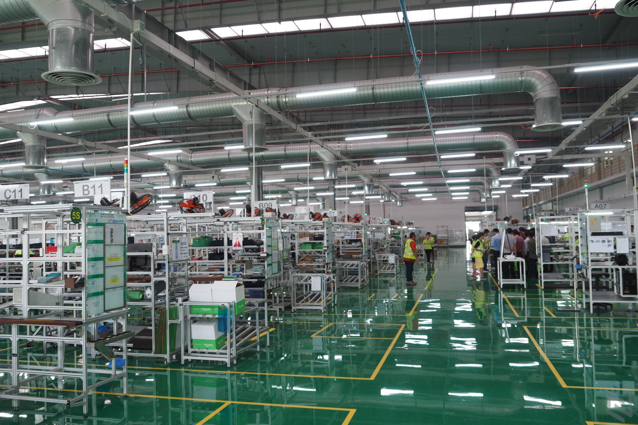 Schneider Electric khánh thành nhà máy mới_14