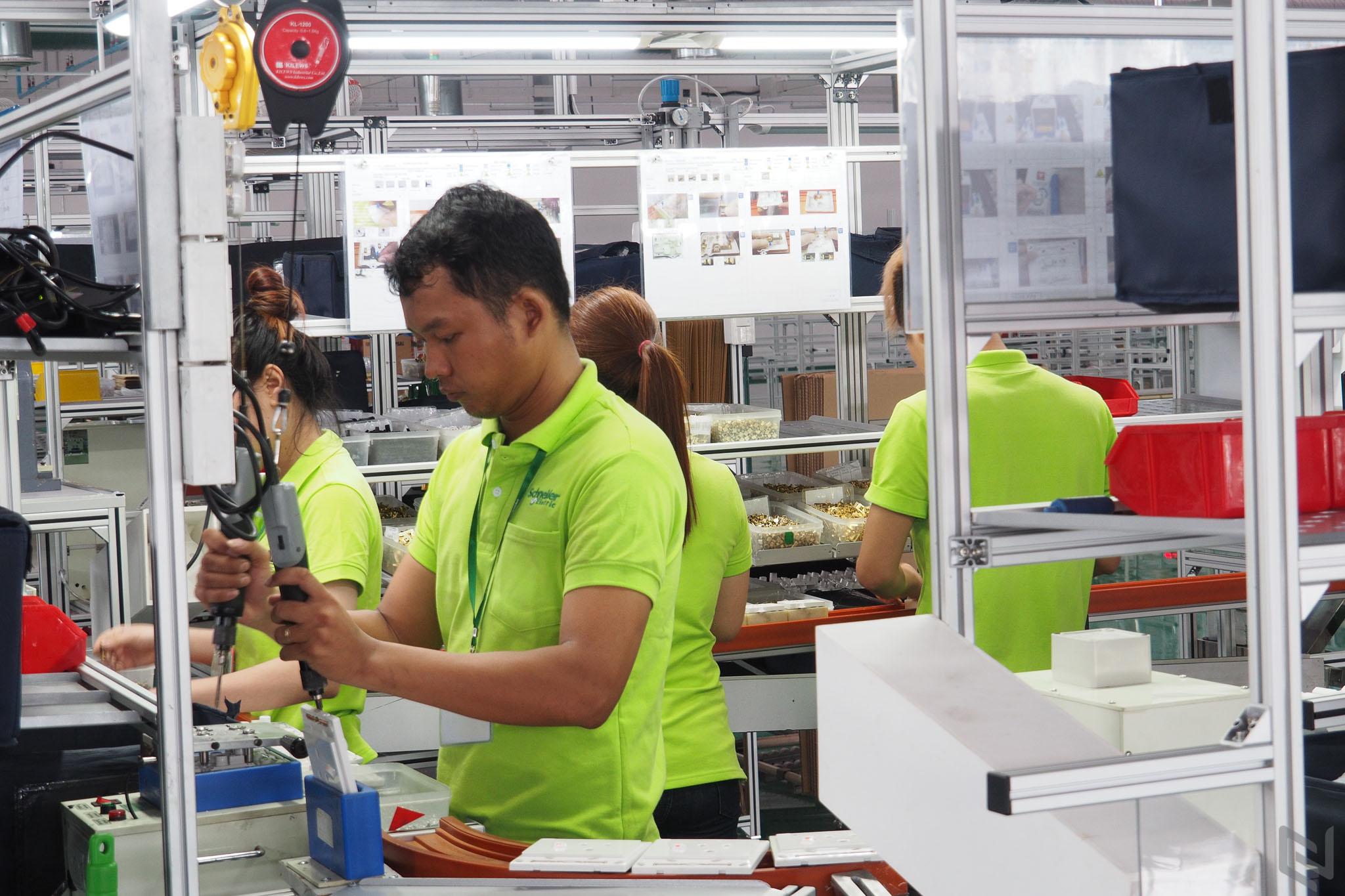 Schneider Electric khánh thành nhà máy mới_15