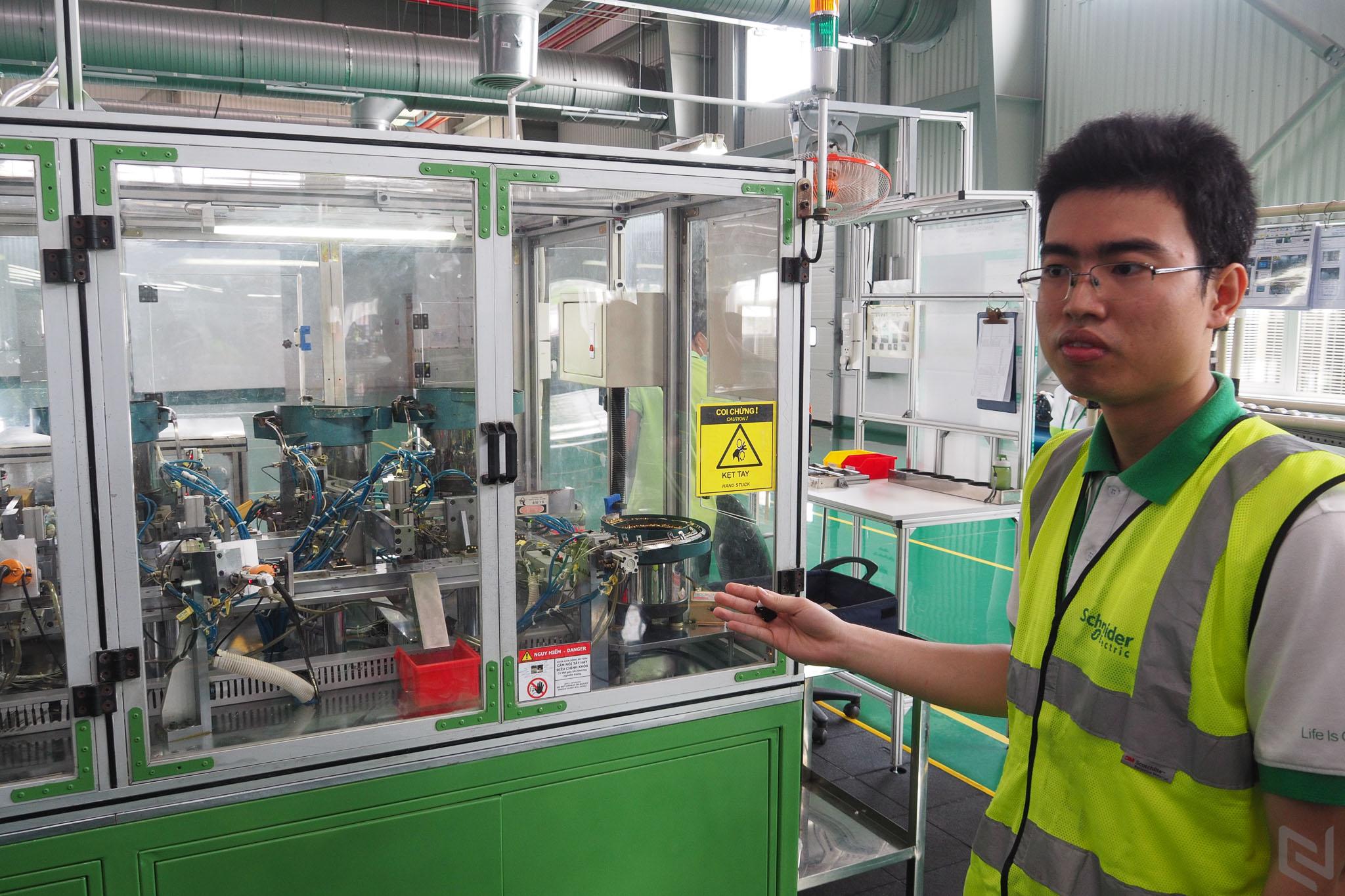 Schneider Electric khánh thành nhà máy mới_17