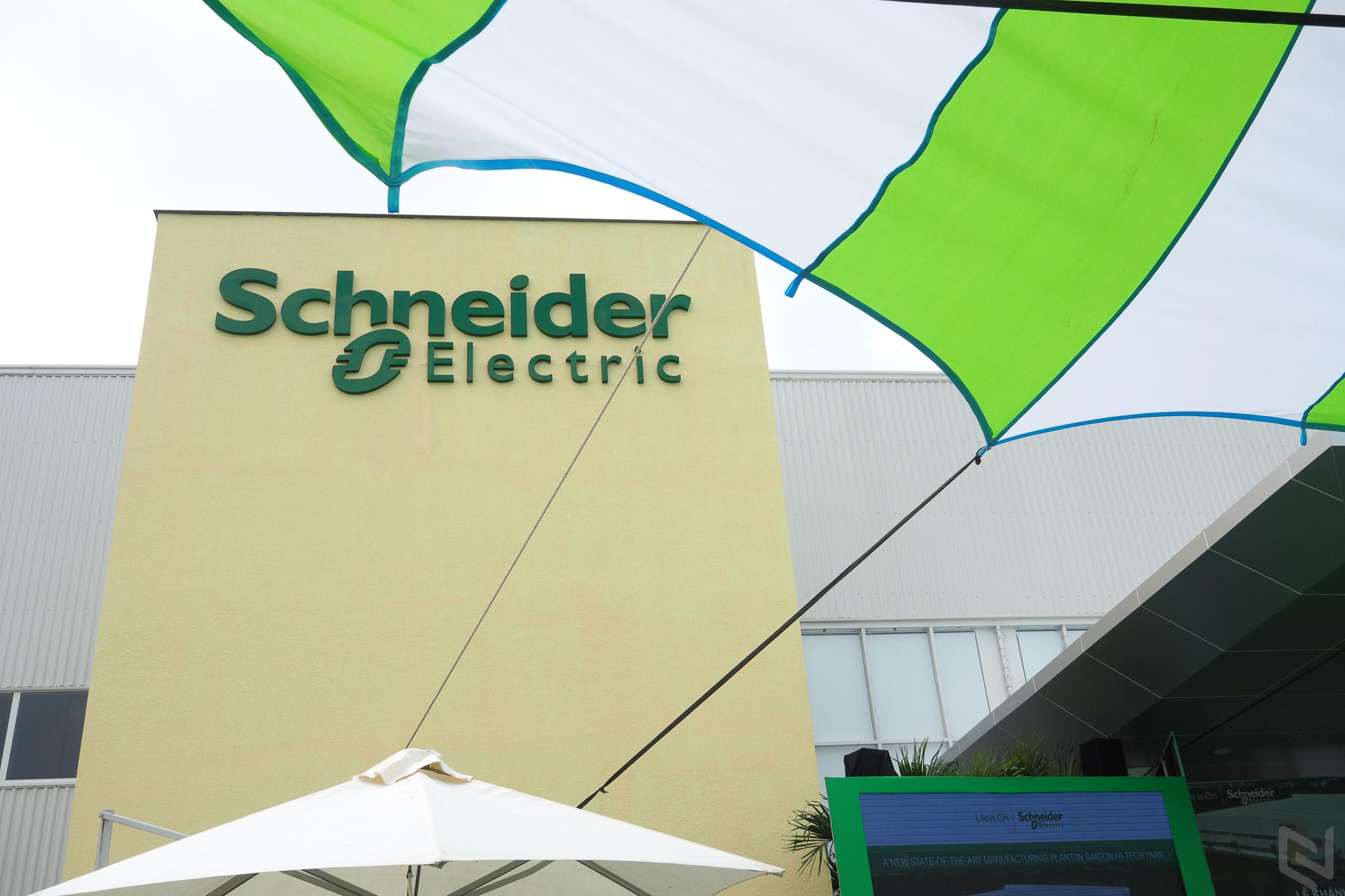 Schneider Electric khánh thành nhà máy mới_5