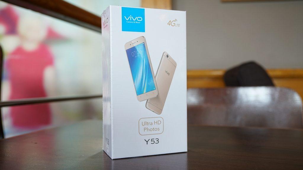 Vivo trình làng smartphone Vivo Y53 giá tốt hứa hẹn gây sốt phân khúc trẻ