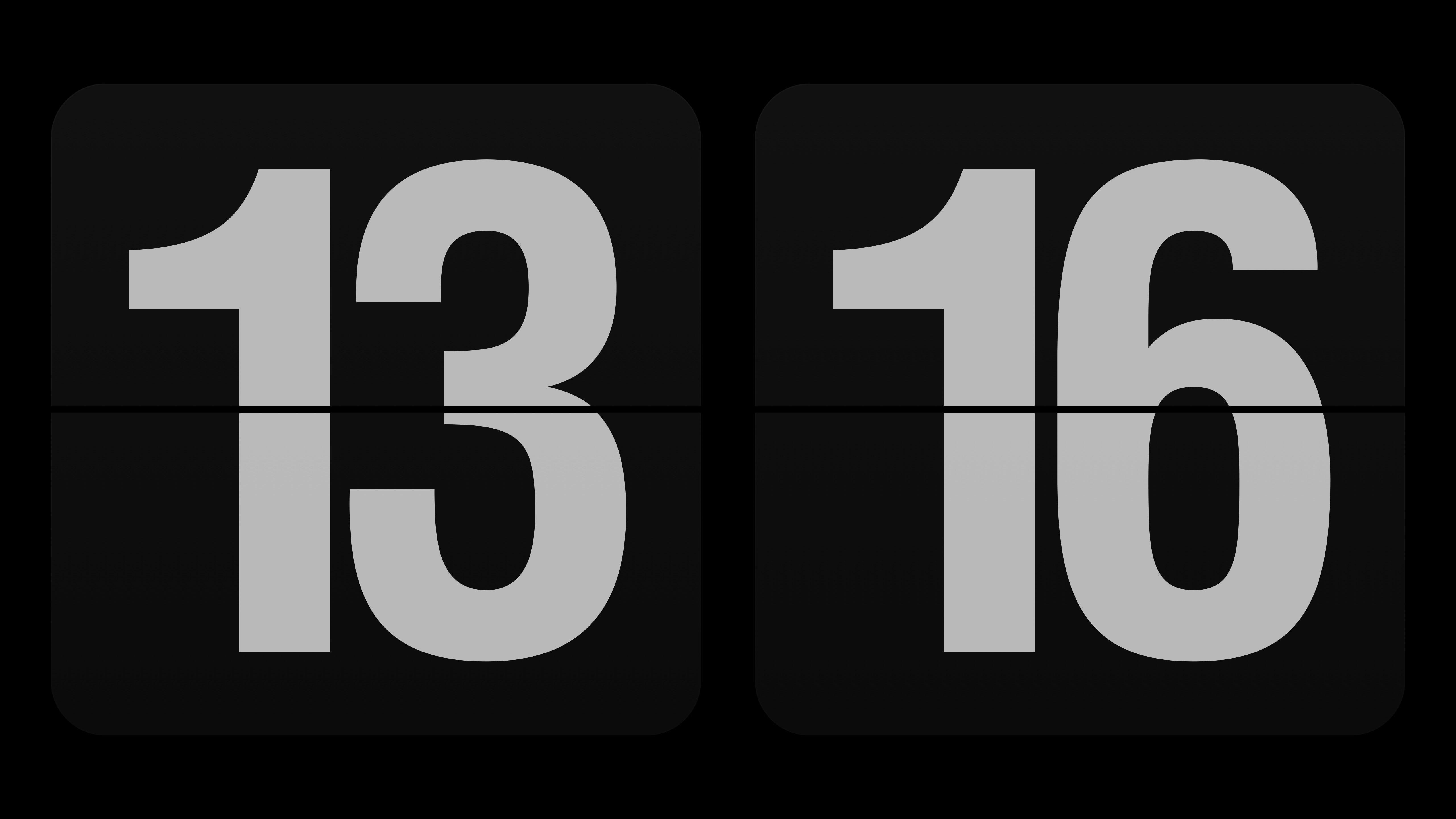 fliqlo-retro-flip-clock-screen-saver