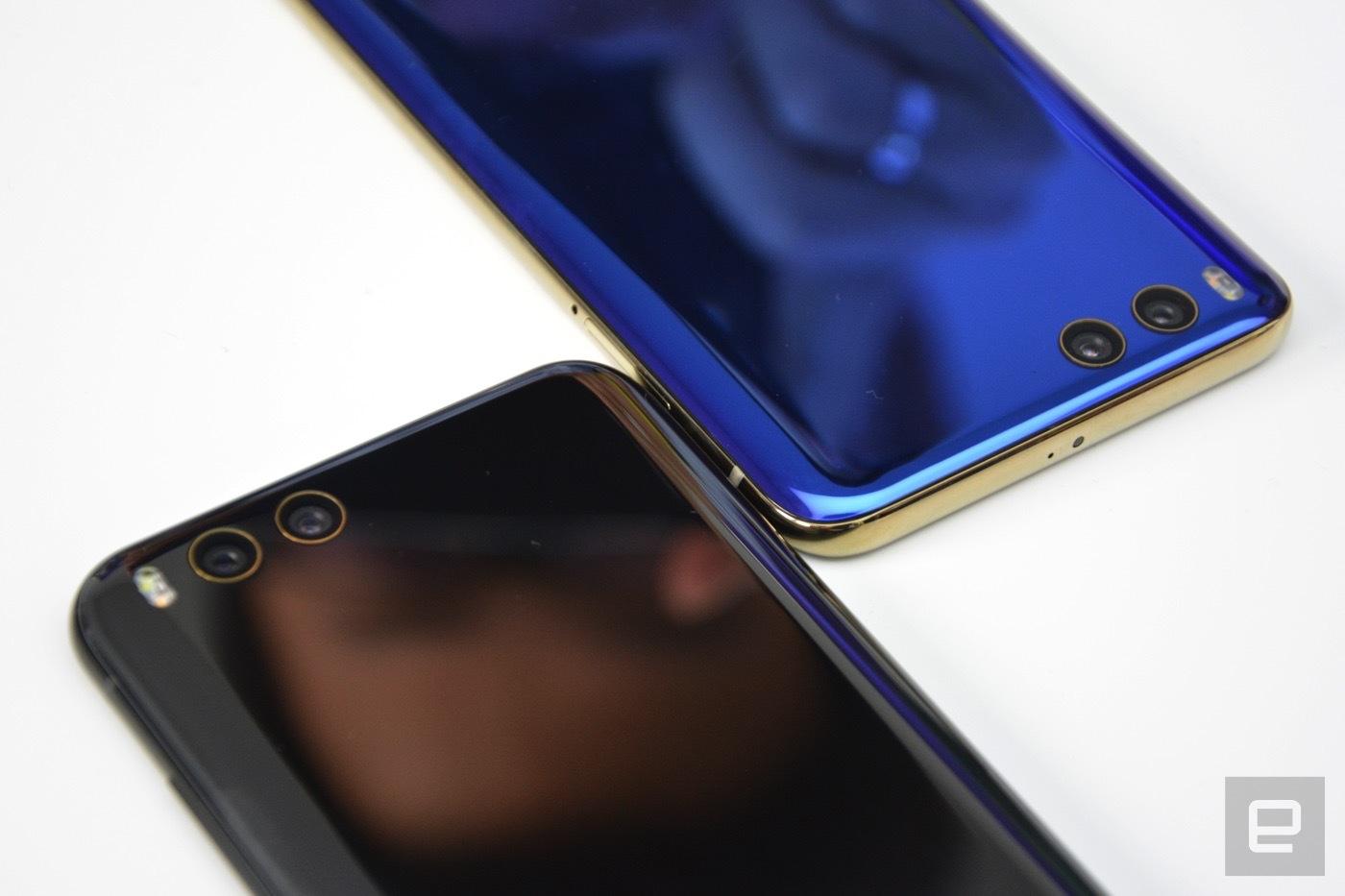 Cận cảnh Xiaomi Mi 6, lịch lãm, sang trọng, rất đẹp