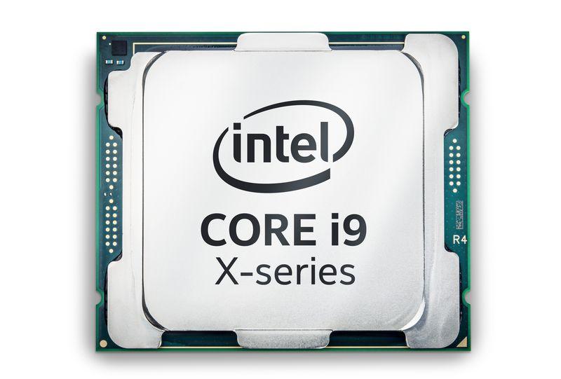 Ra mắt Core X mới, Intel khẳng định vị trí dẫn đầu