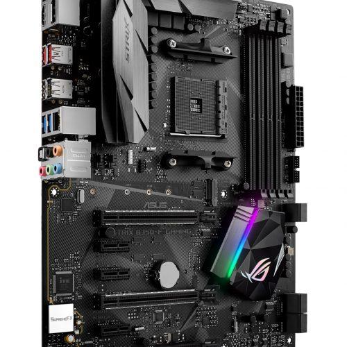ASUS RoG ra mắt bộ đôi Bo mạch chủ Strix X370-F Gaming và Strix B350-F Gaming