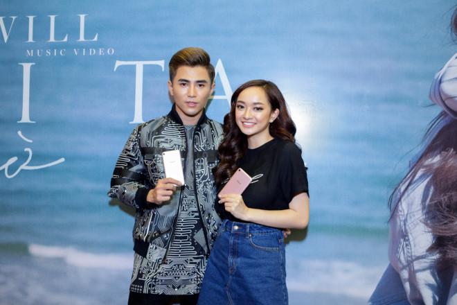 Bộ đôi Will và Kaity Nguyễn sẽ cùng truyền tải tinh thần tự tin, sáng tạo của dòng sản phẩm ZenFone Live.