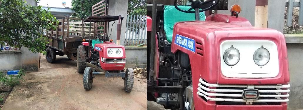 Ảnh gốc (trái) và ảnh crop (phải)