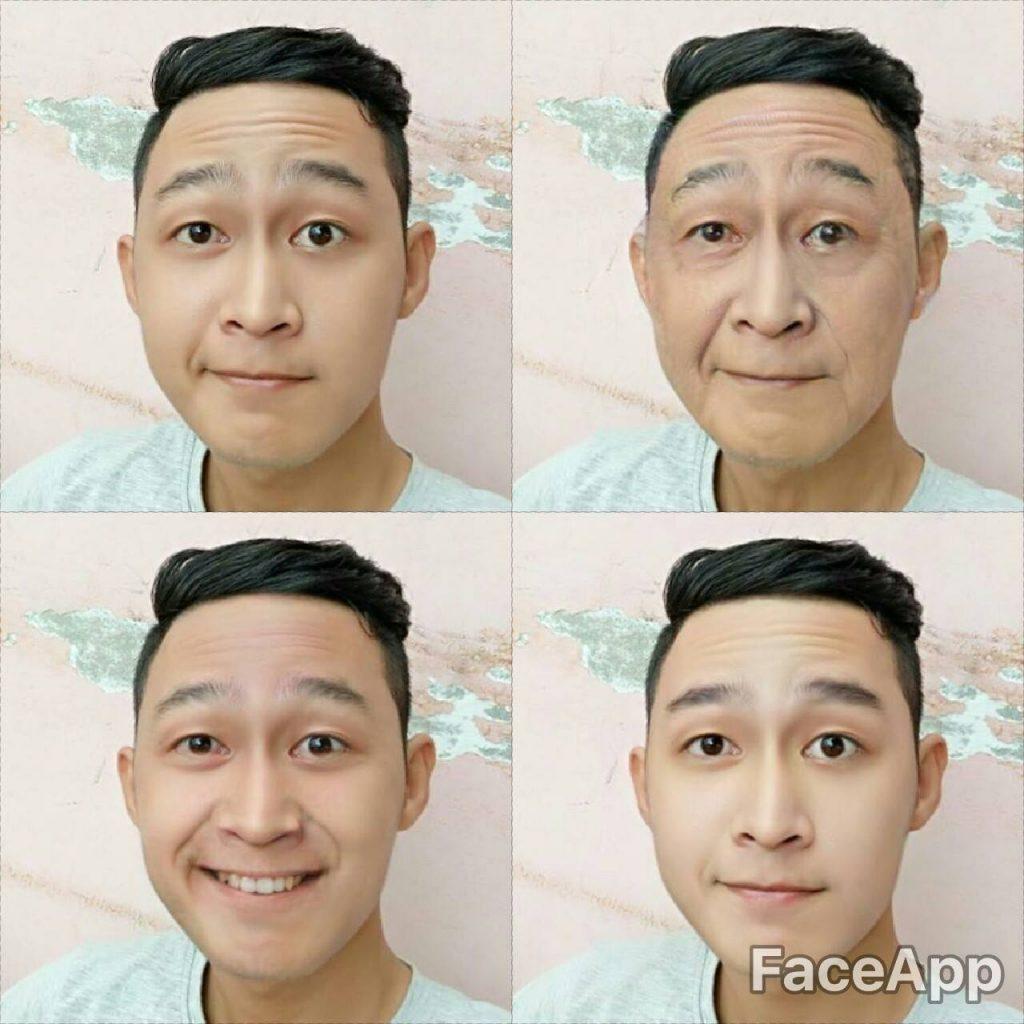 faceapp 5