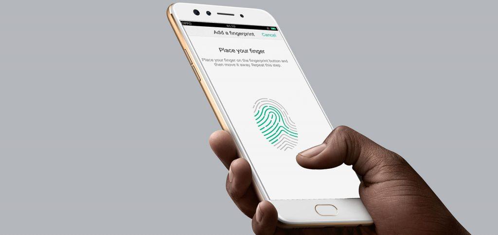 oppo f3 Fingerprint