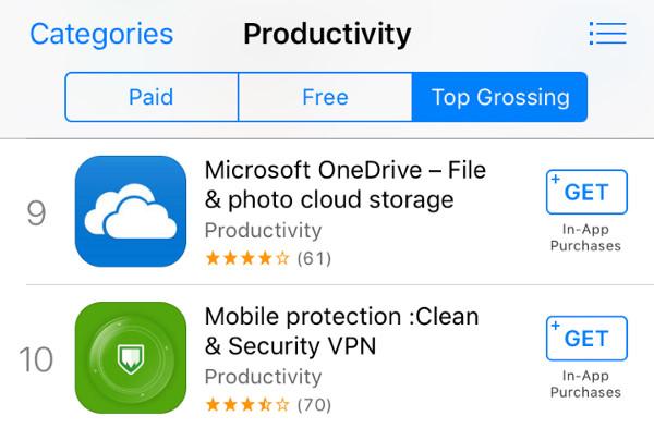 Ứng dụng lừa đảo kiếm 80.000 USD/tháng trên App Store từ VN