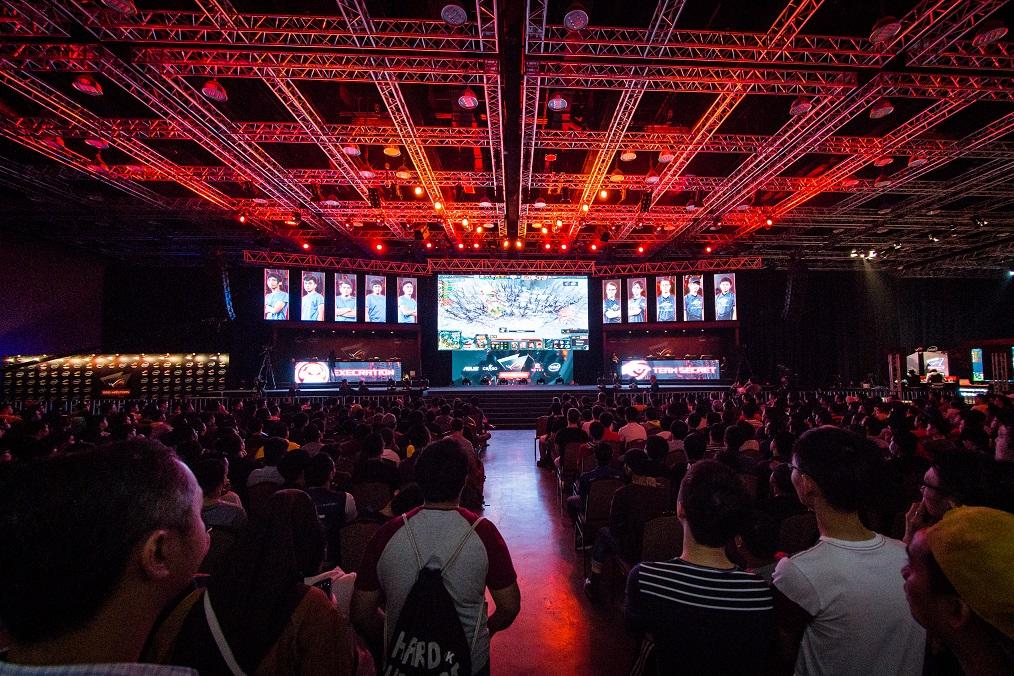 ASUS tổ chức giải đấu ROG Masters 2017 giải thưởng 500.000$