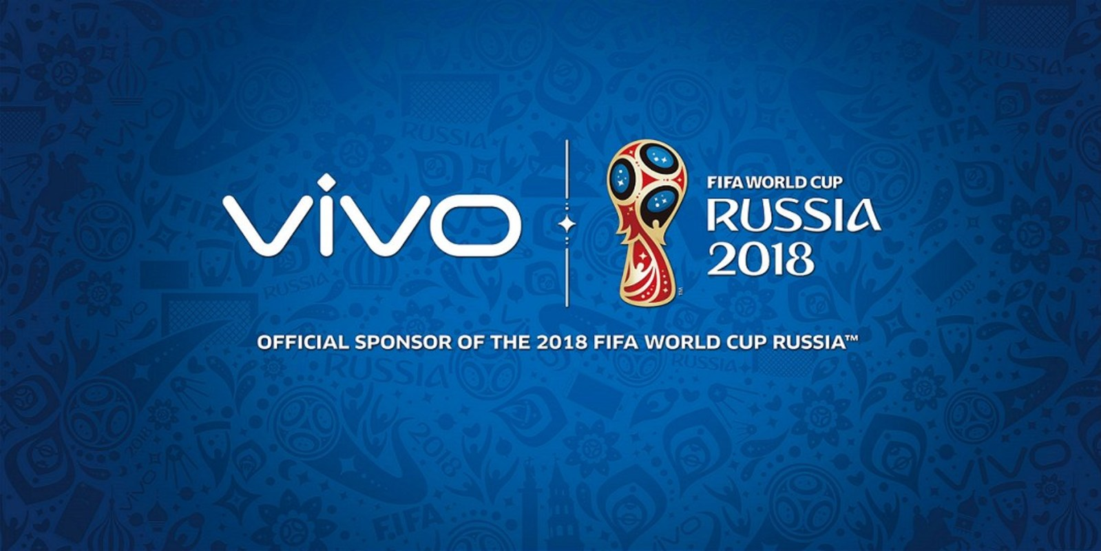 Vivo becomes the official sponsor of the 2018 and 2022 FIFA World Cups (PRNewsfoto/Vivo)