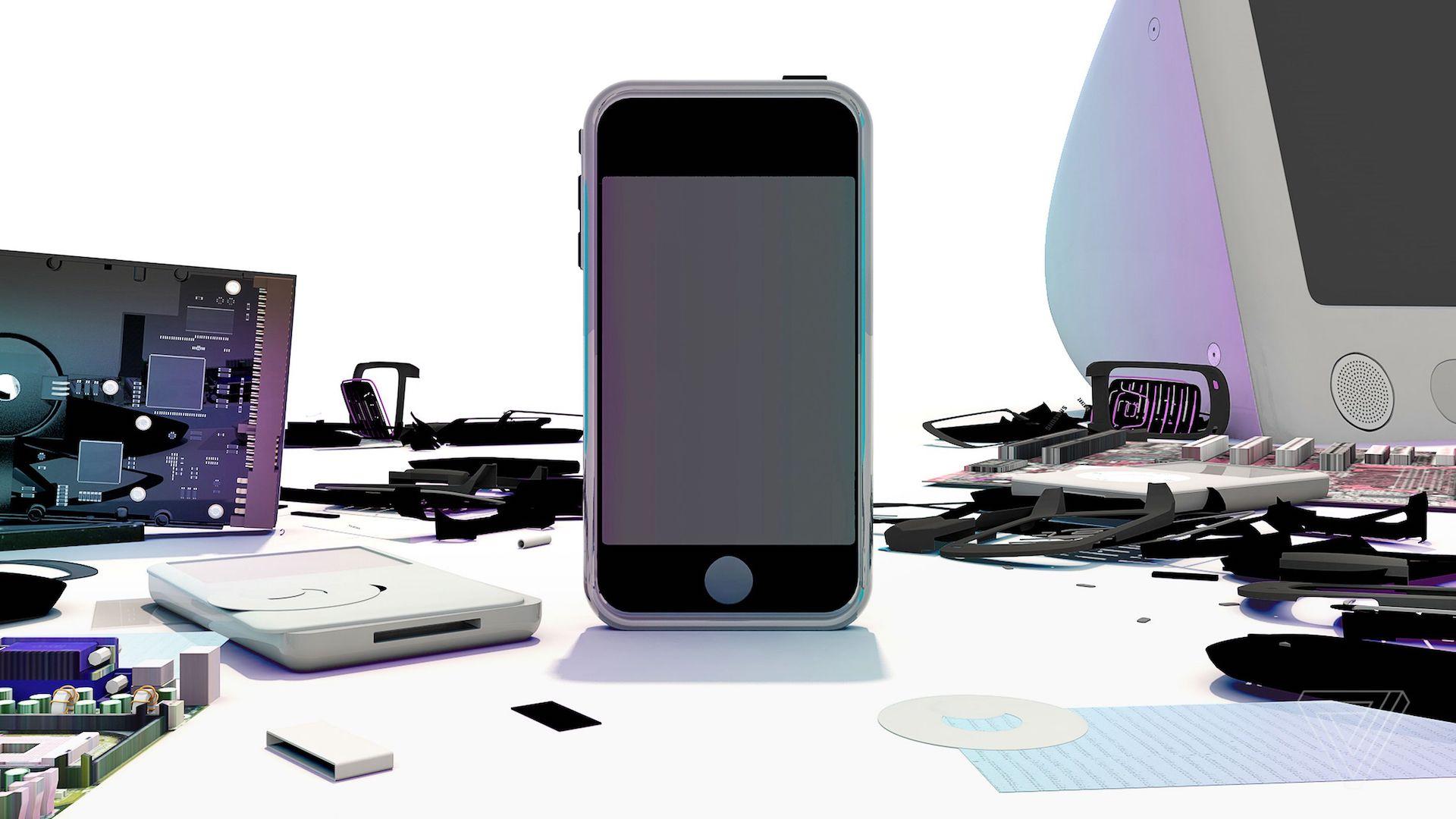 iPhone và những câu chuyện chưa kể