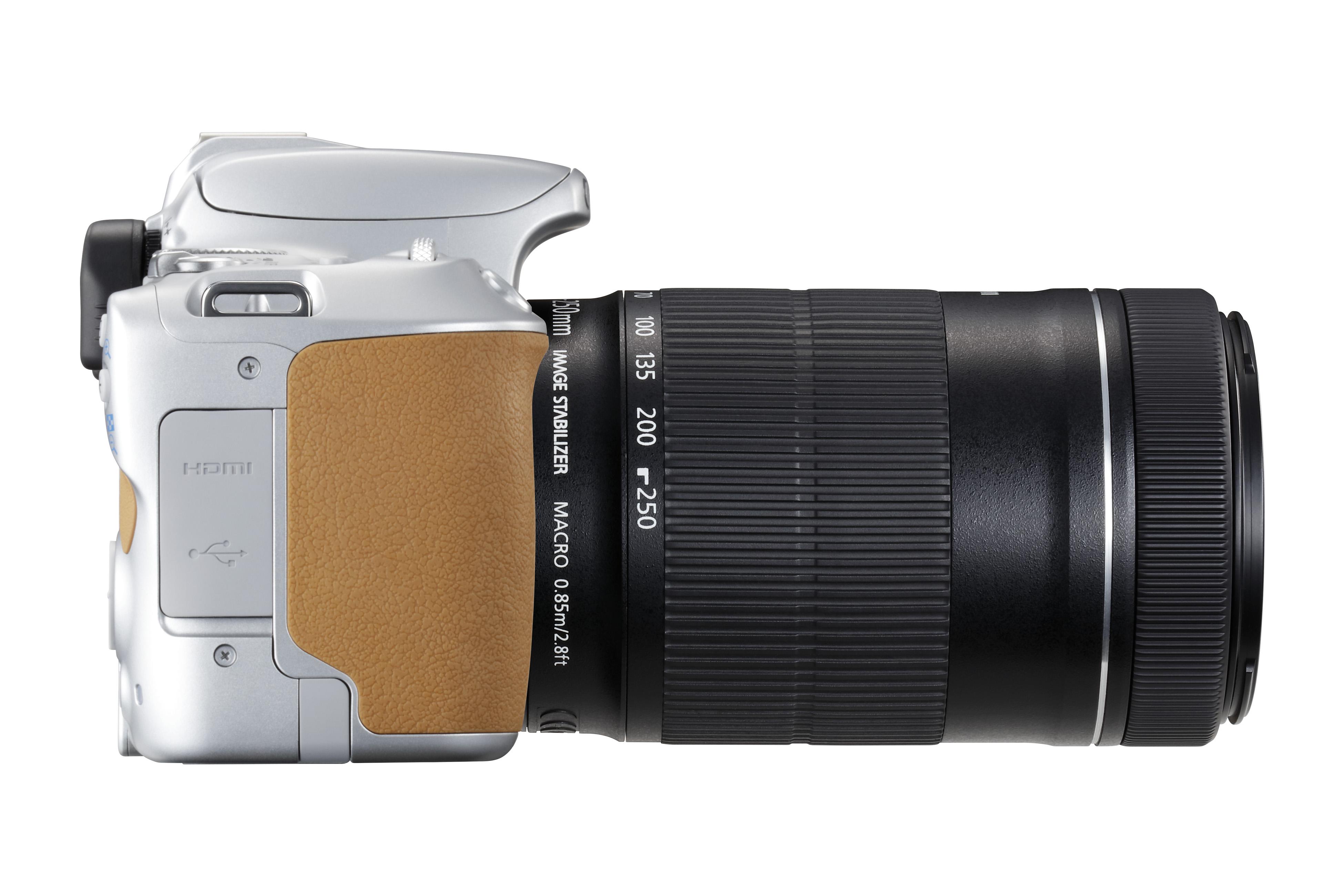 Canon EOS 200D máy ảnh DSLR gọn nhẹ, giá từ 15,5 triệu đồng