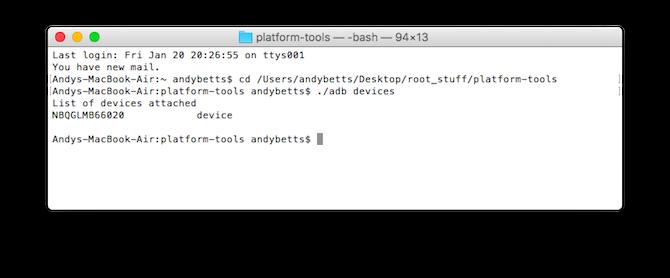 Hướng dẫn cách cài đặt ADB, Fastboot trên Android và sử dụng