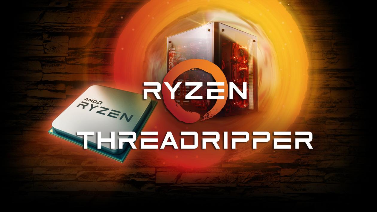 Chip xử lý Threadripper 16 nhân của AMD giá chỉ $999