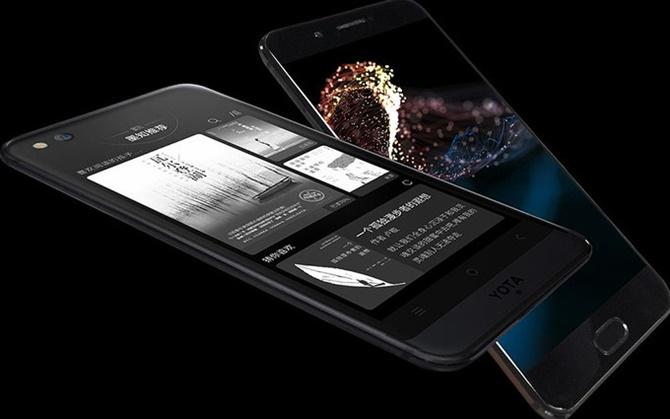 YotaPhone 3 ra mắt, vẫn hai màn hình, thiết kế hiện đại hơn