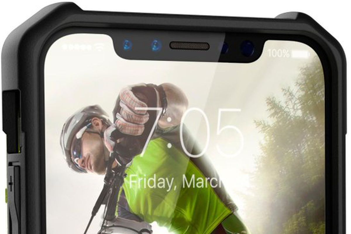 iPhone 8 rò rỉ hình ảnh toàn bộ mặt trước