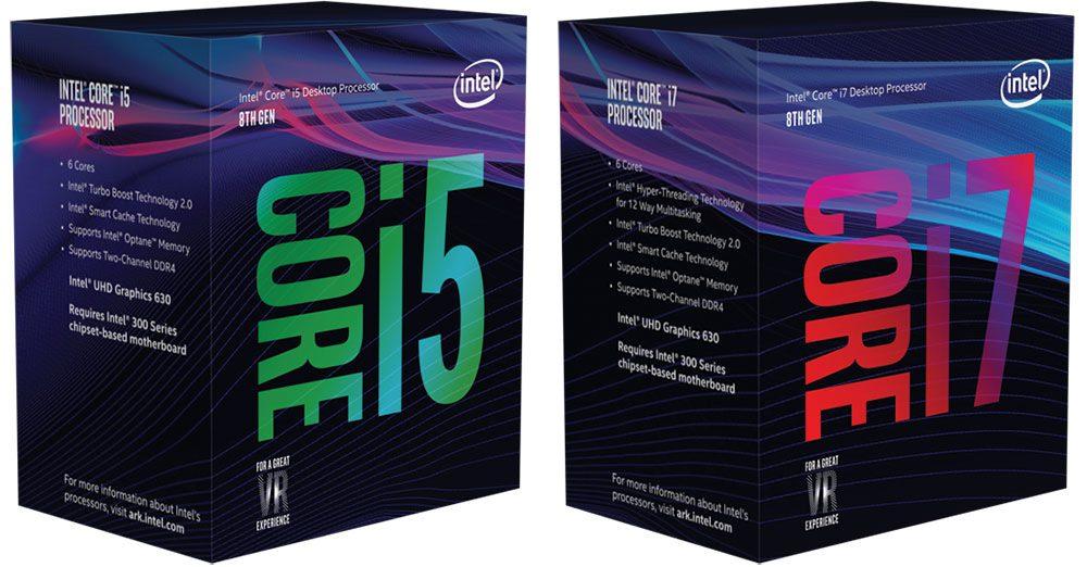 CPU Coffee Lake của Intel sẽ cần một bo mạch chủ mới
