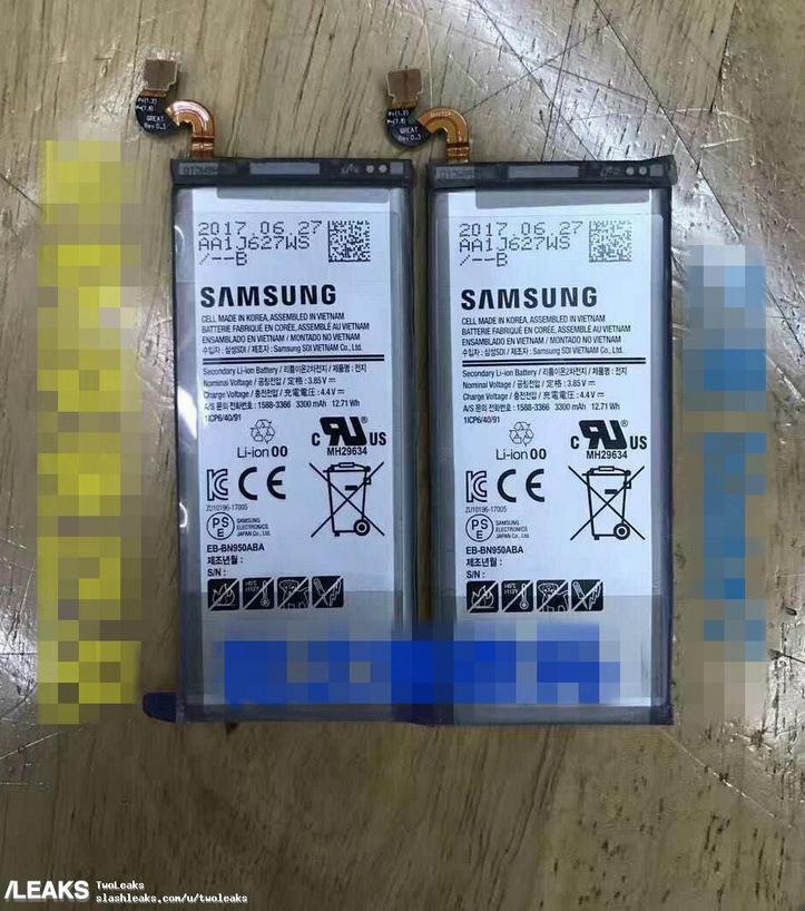 Sự khác biệt giữa Galaxy Note 8 và LG V30
