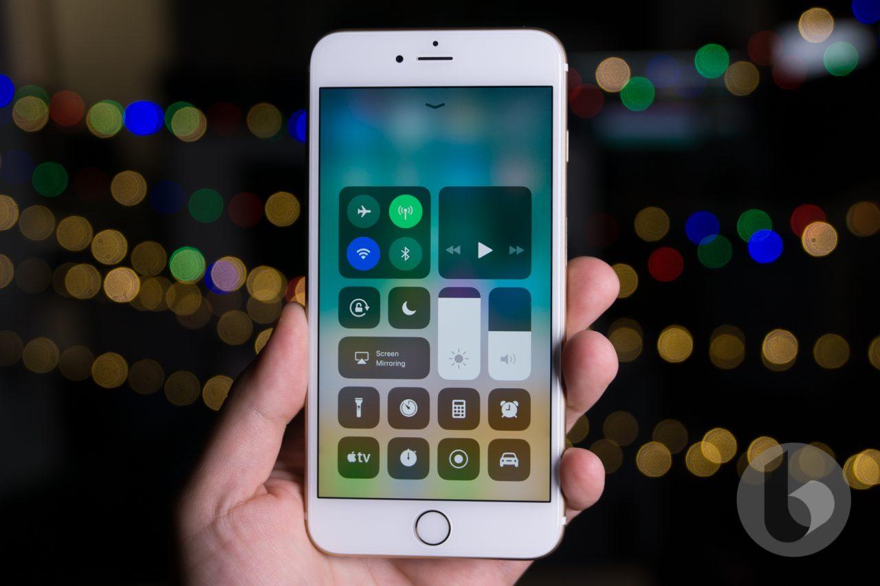 Tổng hợp tính các tính năng mới trên iOS 11