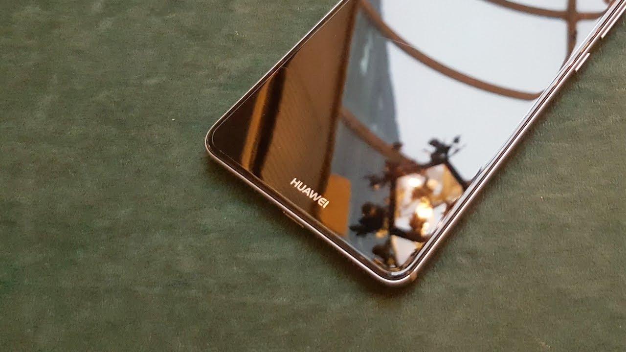 Lộ hình ảnh đầu tiên của Huawei Mate 10