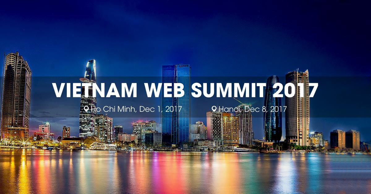 Vietnam Web Summit 2017 hứa hẹn nhiều sự đổi mới