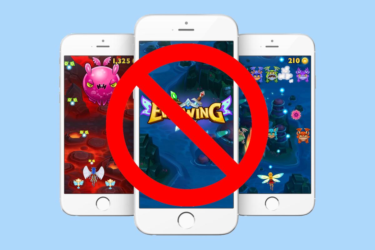 Cách chặn lời mời chơi game EverWing trên Facebook